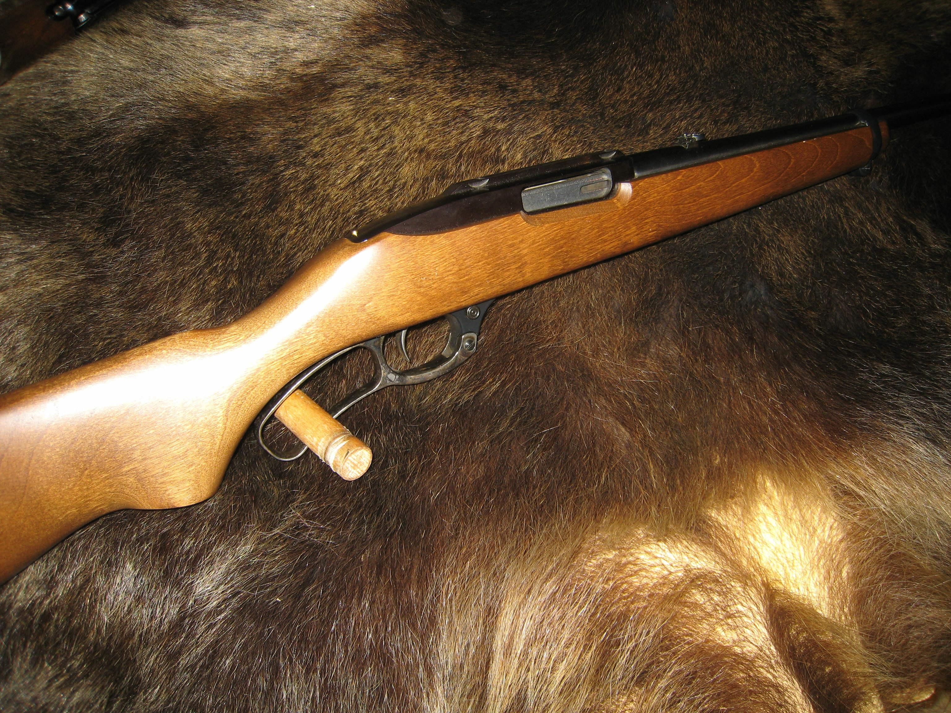 Ruger 96 Lever action .44 Mag.  Guns > Rifles > Ruger Rifles > M44/Carbine
