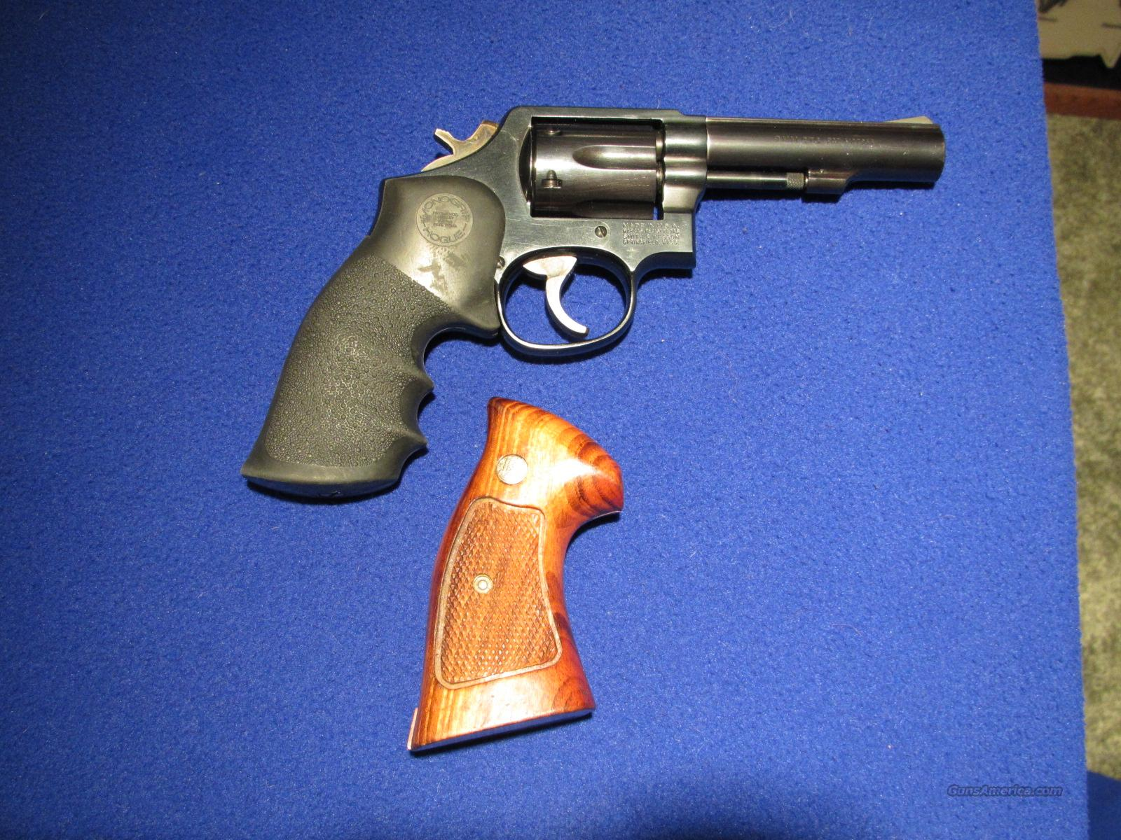 Smith and Wesson 547 9mm  Guns > Pistols > Smith & Wesson Revolvers > Full Frame Revolver