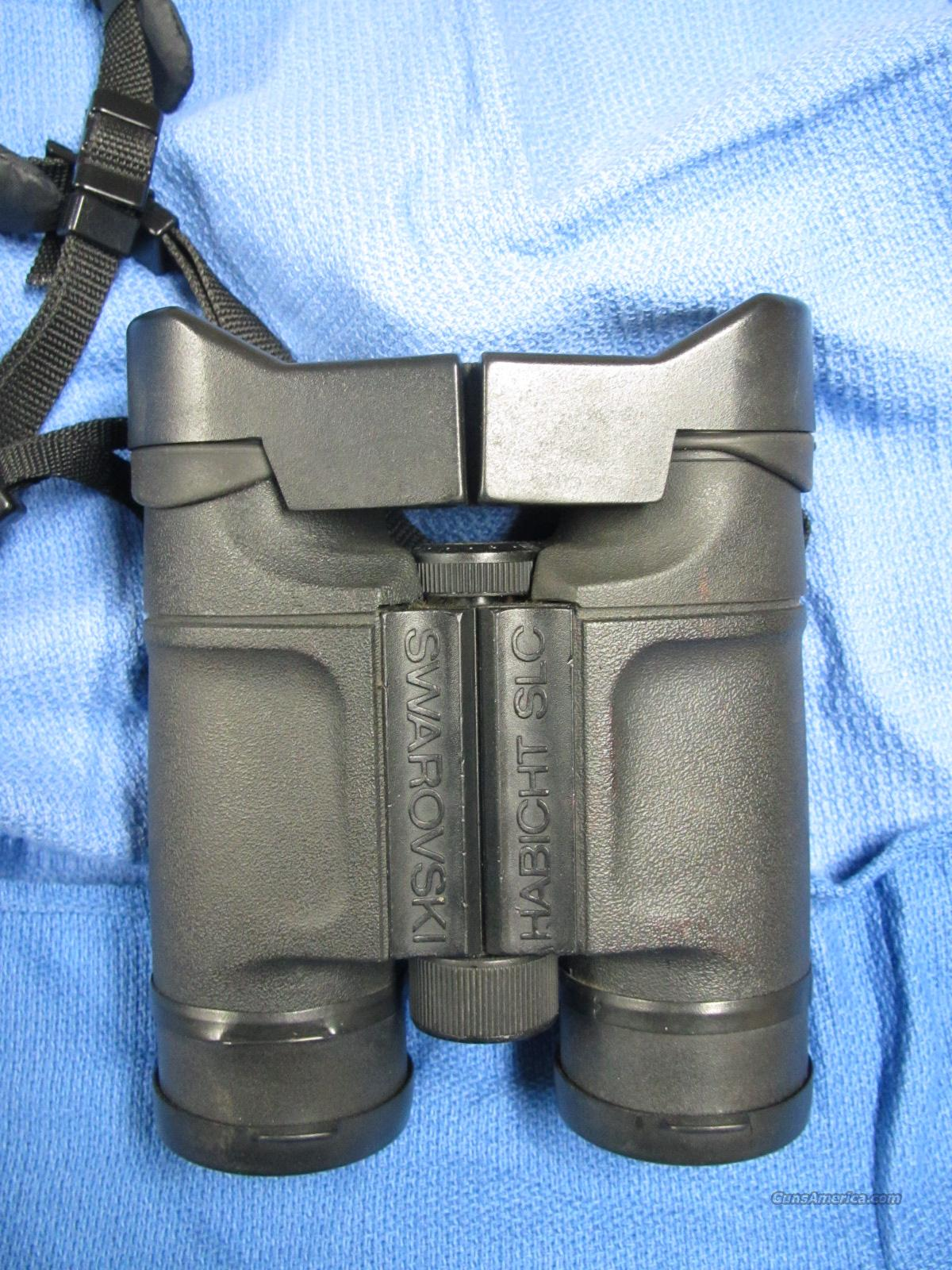 Swarovski SLC 8X30 Binoculars  Non-Guns > Scopes/Mounts/Rings & Optics > Non-Scope Optics > Binoculars