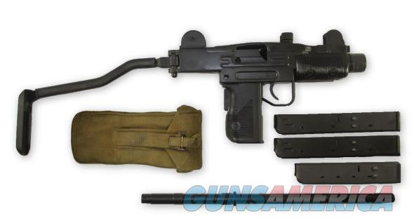 Vector Arms Mini Uzi Side Folder in 9mm  Extra Mags + IMI Surplus Magazine Pouch NIB  Guns > Rifles > IWI
