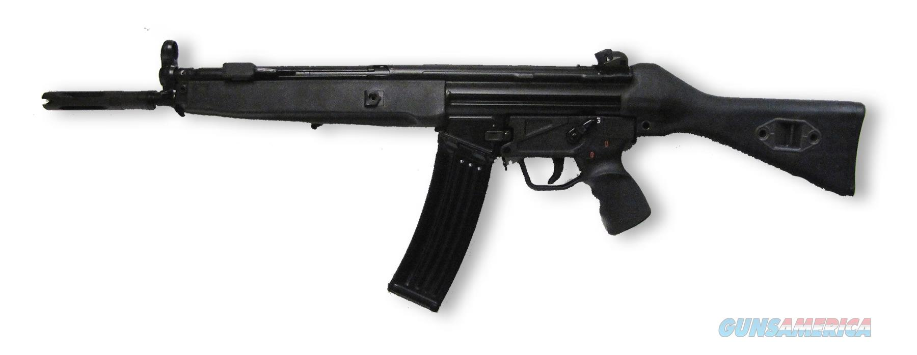Vector Arms V93K H&K 33 Style Rifle in .223/5.56 Fixed Stock NIB  Guns > Rifles > Heckler & Koch Rifles > Tactical