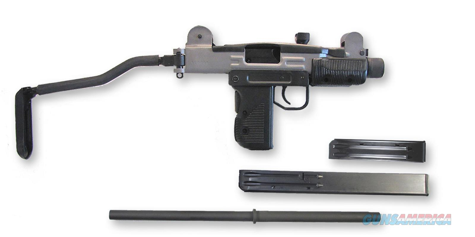 Vector Arms Mini-Uzi Side Folder 45ACP in Stainless & Carbon Steel  Guns > Rifles > IMI Rifles