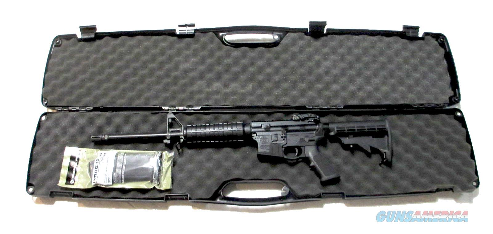 S&W Smith and Wesson M&P15 5.56 .223 + Cadwell Magcharger Magpul NIB Model 10276  Guns > Rifles > Smith & Wesson Rifles > M&P