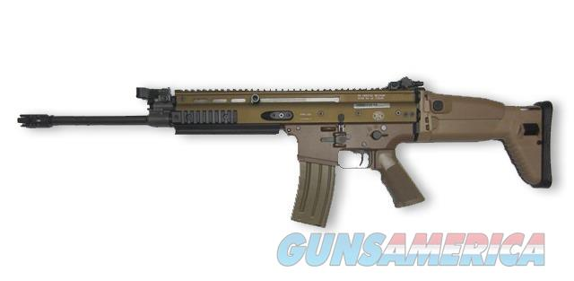 "FNH USA FN SCAR 16S FDE .223 Rem/5.56 NATO 16.25"" 30+1 NIB  Guns > Rifles > FNH - Fabrique Nationale (FN) Rifles > Semi-auto > Other"