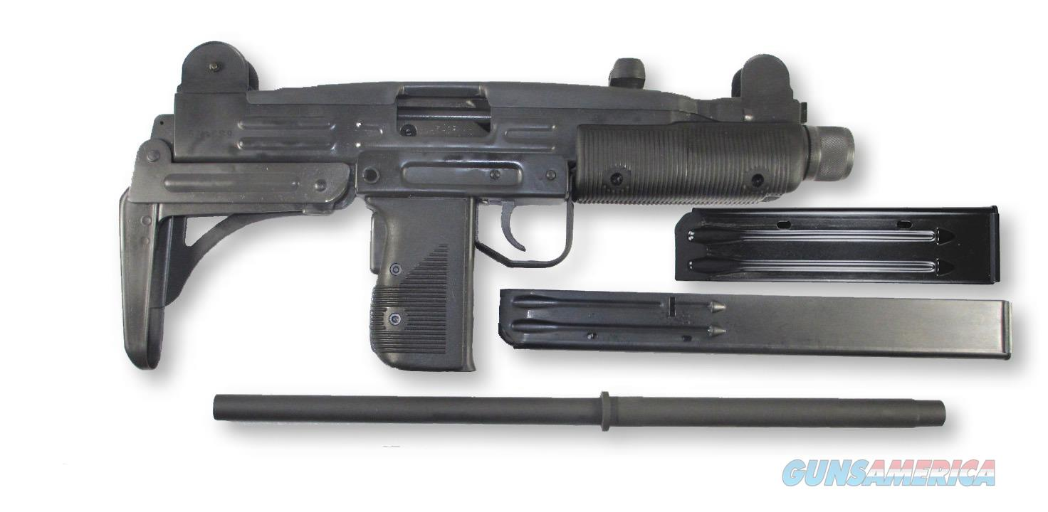 Vector Arms UZI Collapsible Stock Underfolder Carbine 45acp .45  Guns > Rifles > IMI Rifles