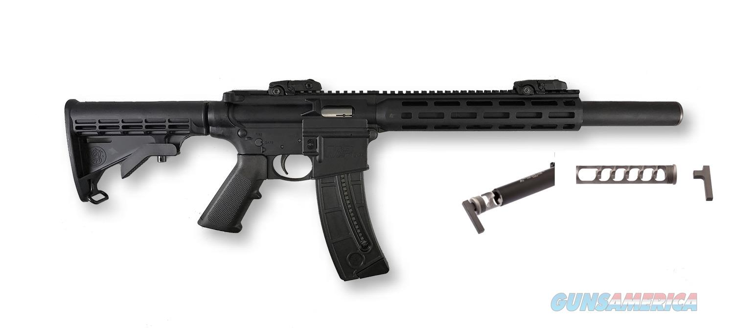 Innovative Arms Smith & Wesson M&P 15-22 Integral Suppressed Silencer IASW  Guns > Rifles > Smith & Wesson Rifles > M&P