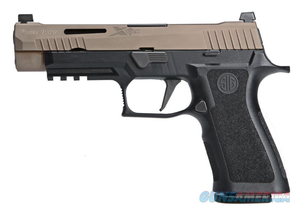 SIG 320 X-VTAC TALO EDITION FDE 9MM 4.7 VTAC NIGHT SIGHTS 320XF-9-VTAC   UPC:  798681570263  Guns > Pistols > Sig - Sauer/Sigarms Pistols > P320