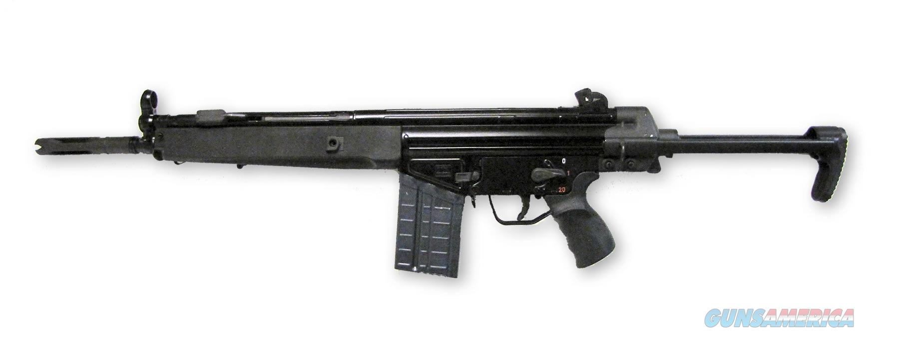 Vector Arms V91K Rifle in 7.62/.308 Collapsible Stock NIB  Guns > Rifles > Heckler & Koch Rifles > Tactical