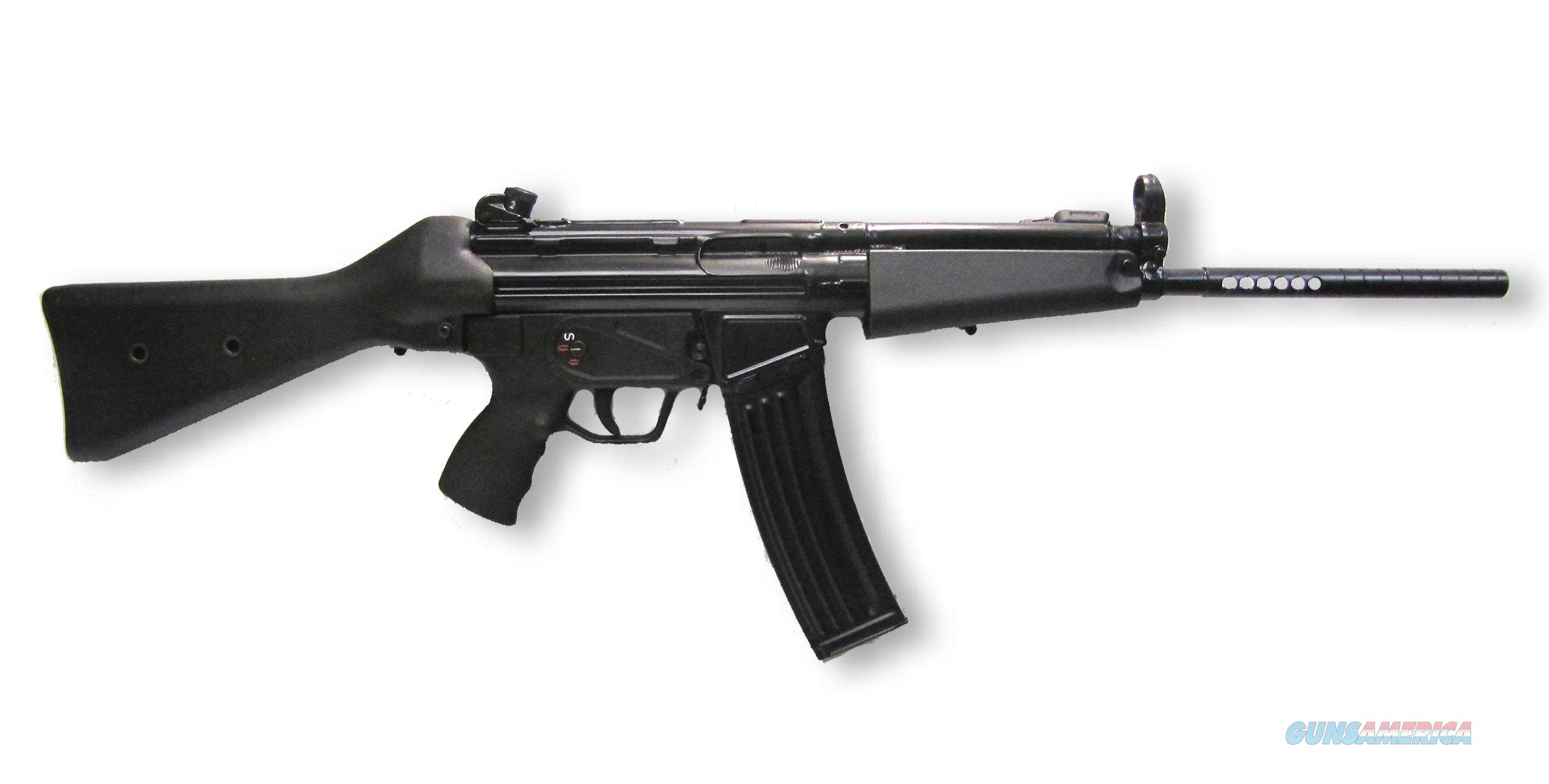 Vector Arms V53NS HK Style Rifle In 5.56/.223 NIB  Guns > Rifles > Heckler & Koch Rifles > Tactical