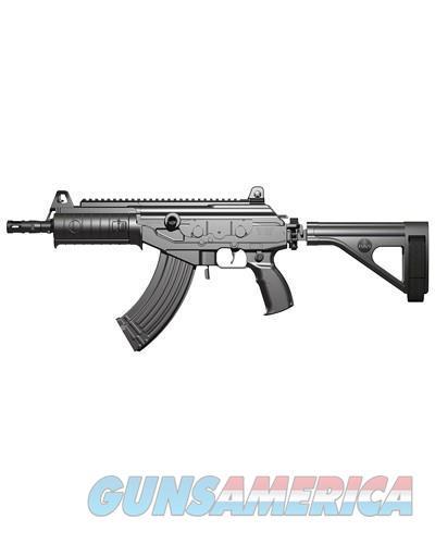 "IWI Galil Ace Pistol  8.3"" Barrel Black Finish Side Folding  Stabilizing Brace762x39 Adjustable Night Sights Model: GAP39SB UPC: 856304004776  Guns > Pistols > IWI Pistols"