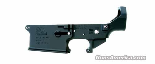 Armalite AR-10 stripped lower receiver  Guns > Rifles > Armalite Rifles > Lower Only