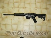 SMITH AND WESSON MP-15  Smith & Wesson Rifles