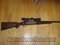 WINCHESTER MODEL 70 FEATHERWEIGHT  Guns > Rifles > Winchester Rifles - Modern Bolt/Auto/Single > Model 70 > Post-64