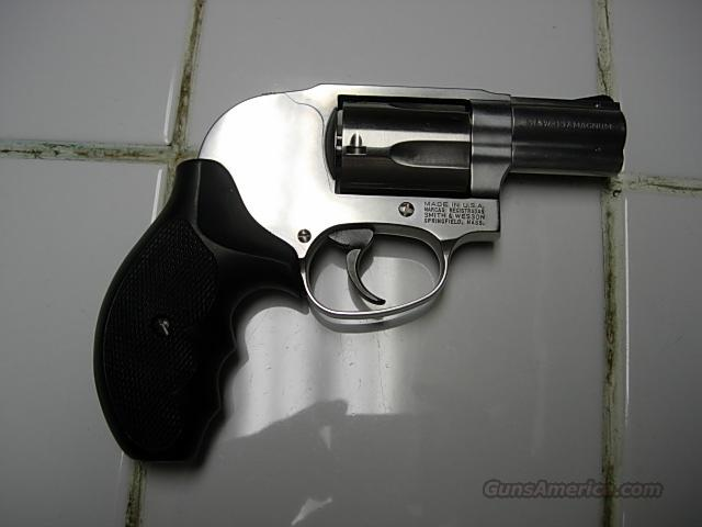 SMITH AND WESSON MODEL 649-3  Guns > Pistols > Smith & Wesson Revolvers > Full Frame Revolver