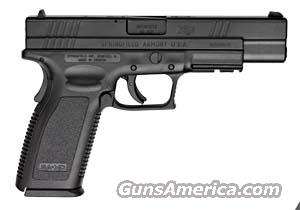 "Springfield 5"" Tactical XD-45 Black  Guns > Pistols > Springfield Armory Pistols > XD (eXtreme Duty)"