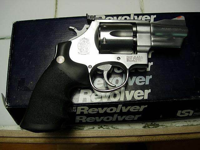 SMITH AND WESSON 624 44 SPECIAL  Guns > Pistols > Smith & Wesson Revolvers > Full Frame Revolver