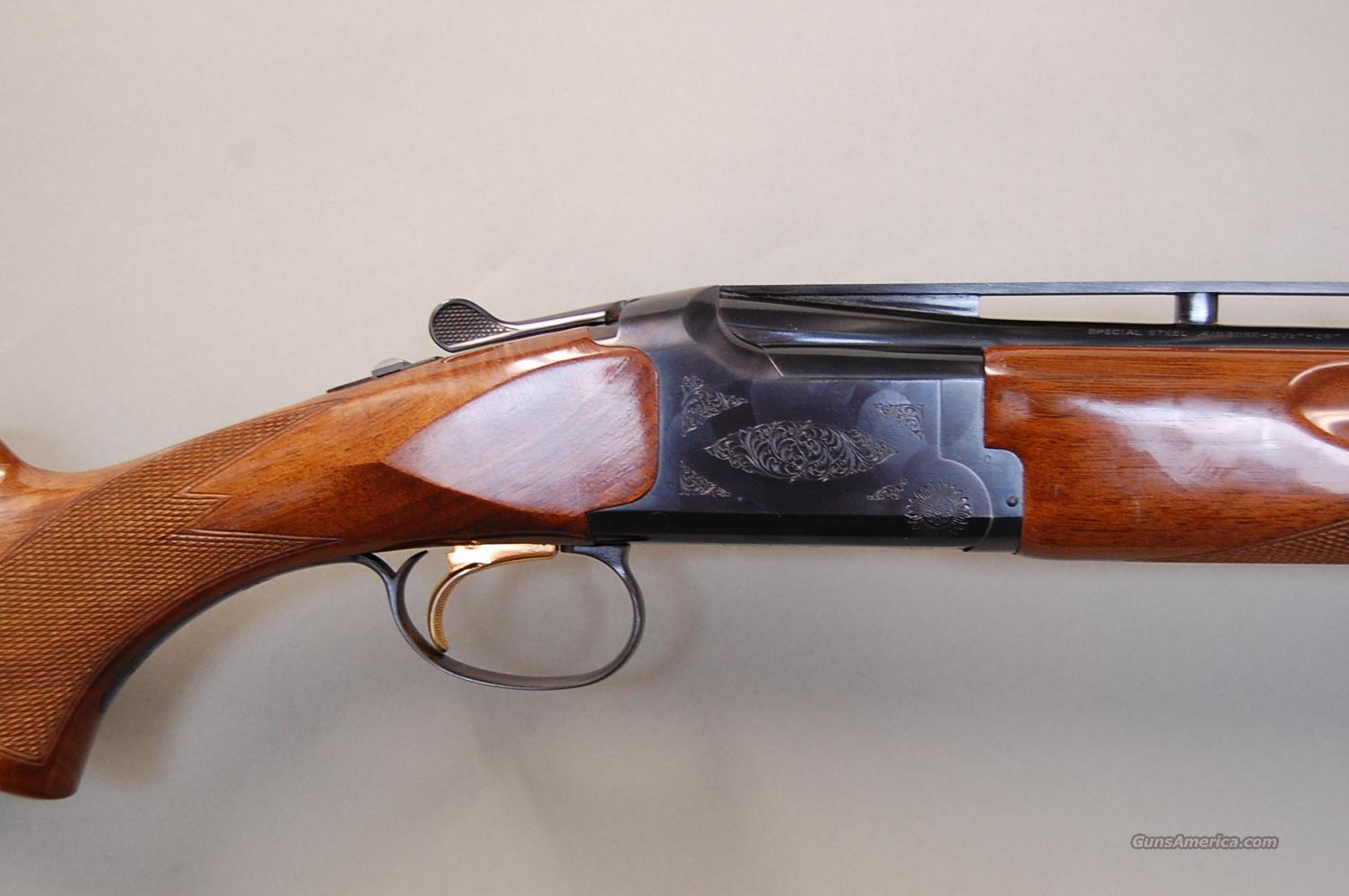 BROWNING CITORIN 410 SKEET  Guns > Shotguns > Browning Shotguns > Over Unders > Citori > Trap/Skeet