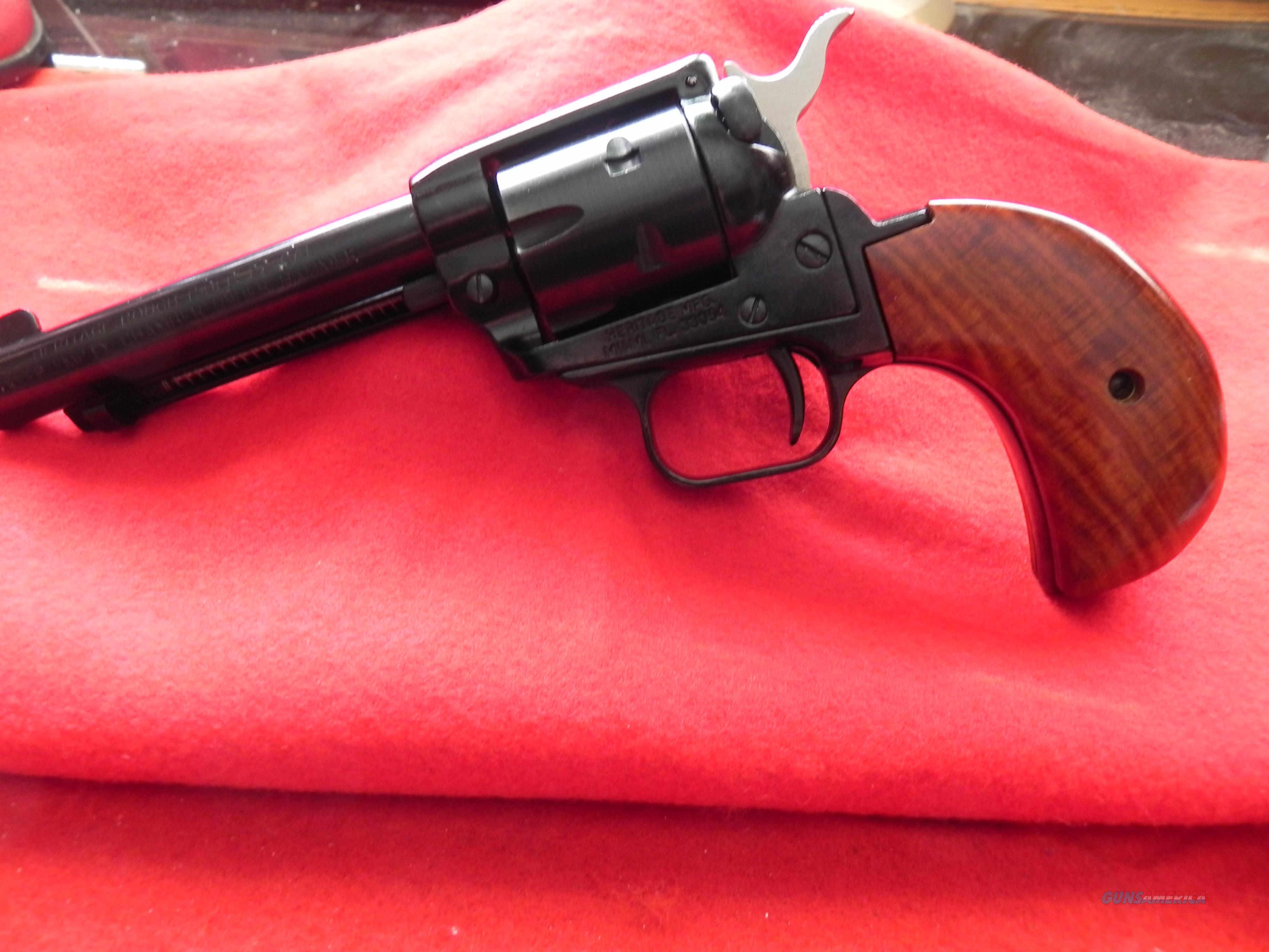 ROUGH RIDER (Heritage Mfg) .22 cal, Birdshead Grips, New, Unfired  Guns > Pistols > Cowboy Action Pistol Misc.