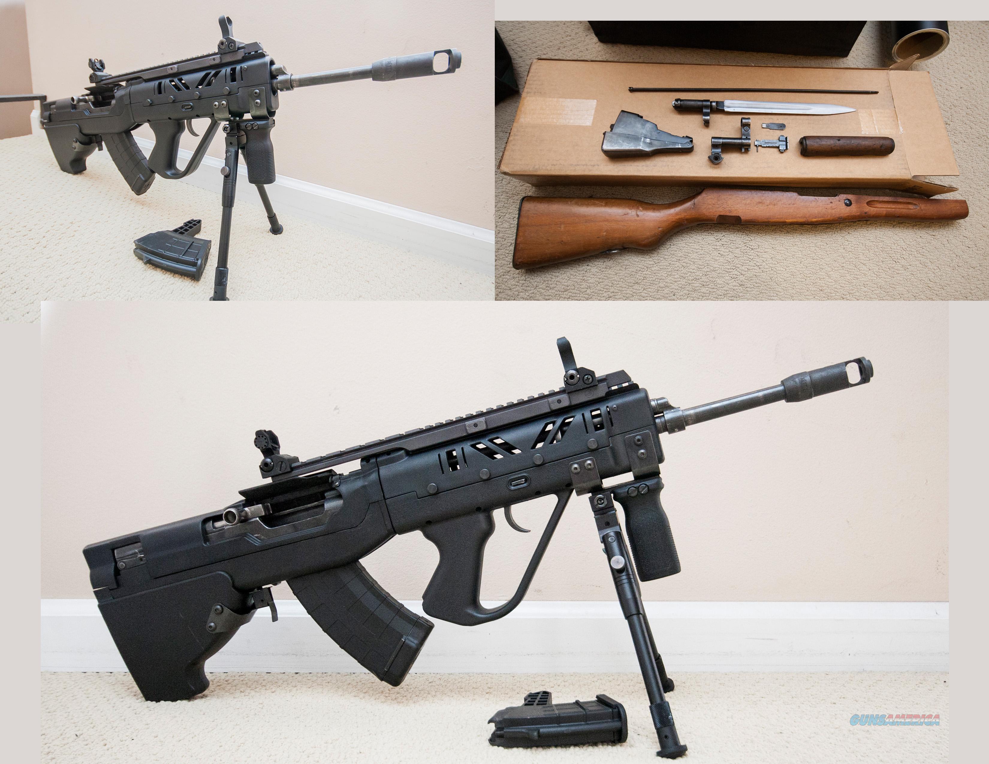 Bad Ass Rifle 78