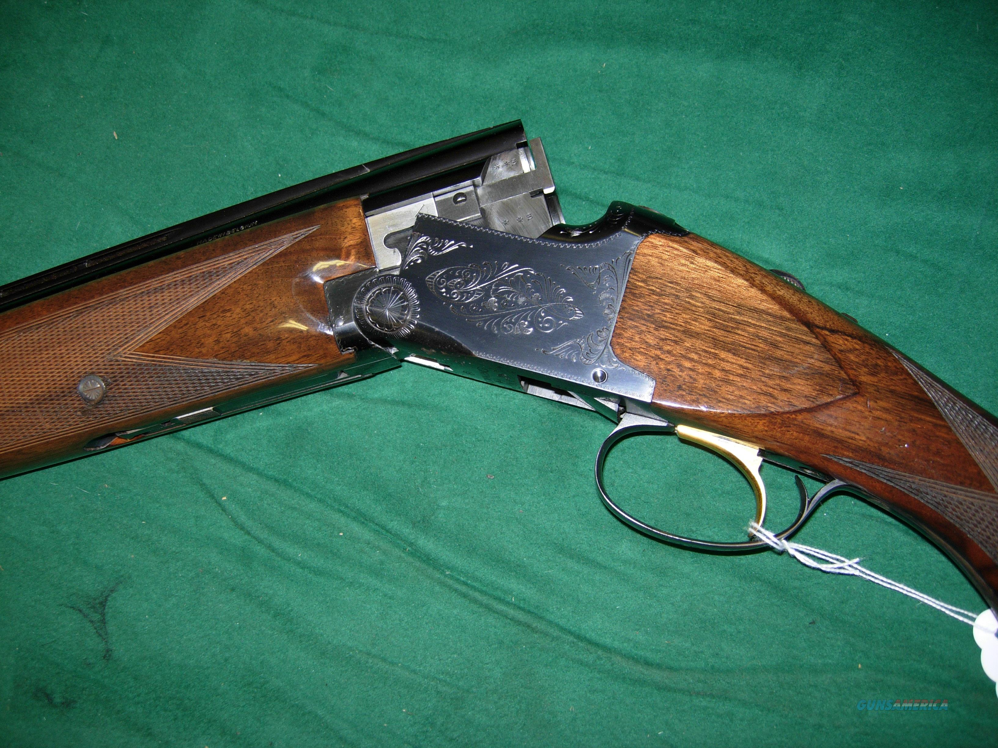 Browning Belgian SKeet gun  Guns > Shotguns > Browning Shotguns > Over Unders > Belgian Manufacture