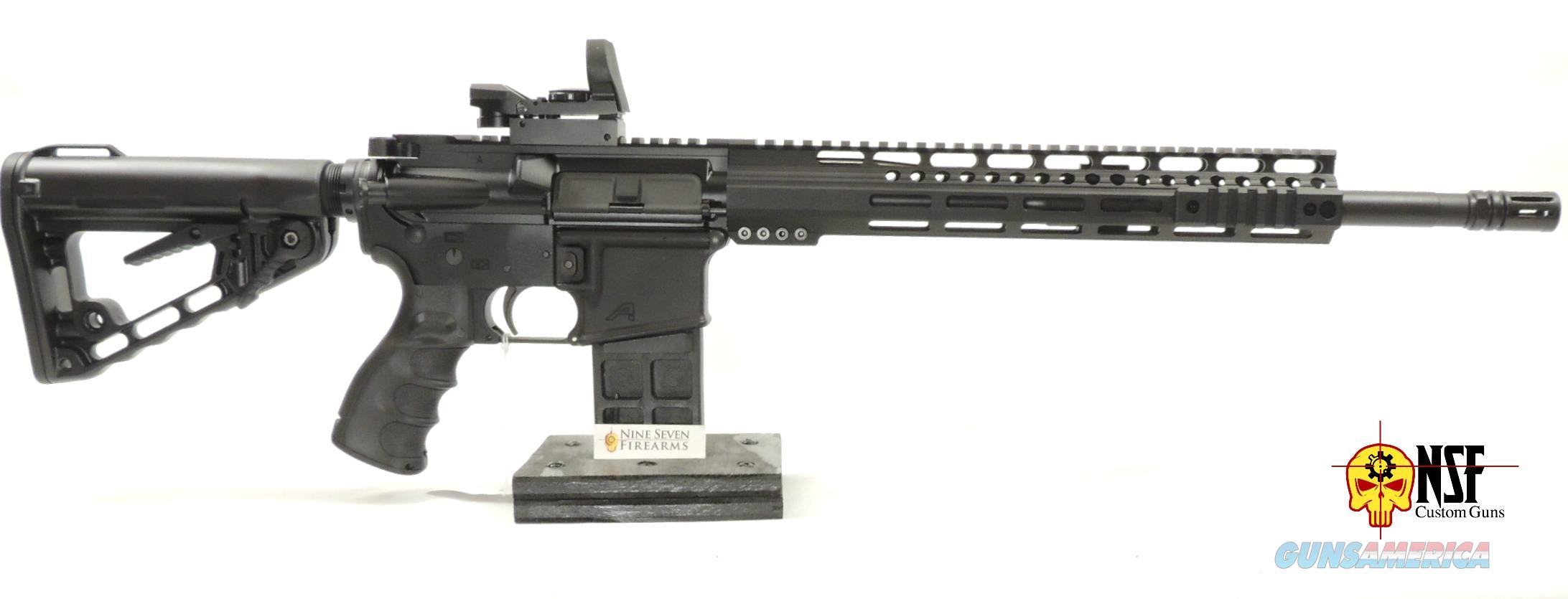 AR-15, Aero Precision, Free Float, Rogers, Red Dot, 150053  Guns > Rifles > AR-15 Rifles - Small Manufacturers > Complete Rifle