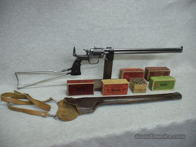 Marbles Game Getter 1908  Guns > Rifles > MN Misc Rifles