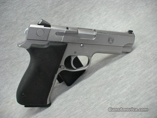S&W 4586 ISP Service Pistol  Guns > Pistols > Smith & Wesson Pistols - Autos > Steel Frame