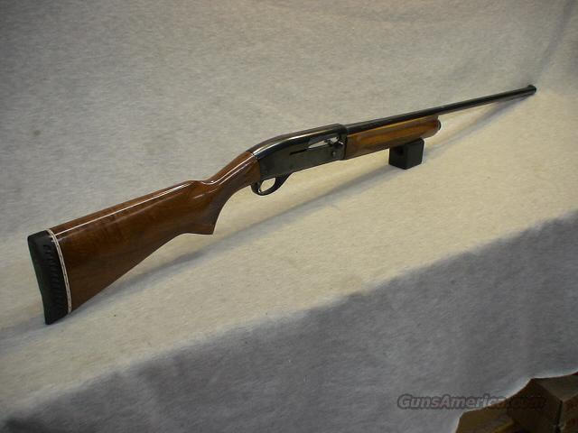 Remington Mohawk 48  Guns > Shotguns > Remington Shotguns  > Autoloaders > Hunting