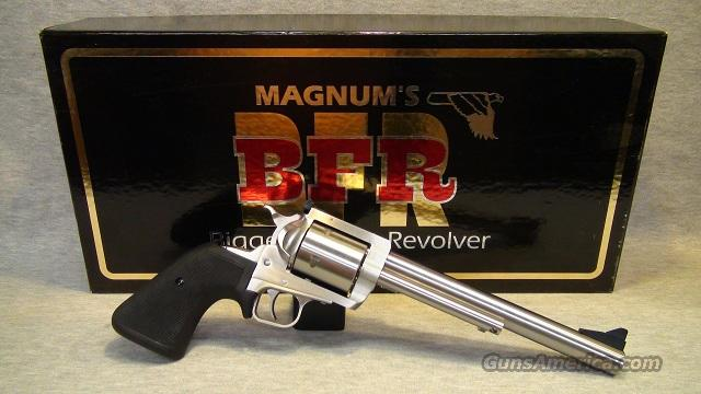 Magnum Research BFR  Guns > Pistols > Magnum Research Pistols