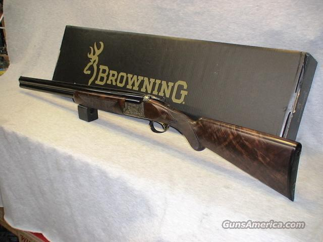 Browning Citori 1 Millionth Commemorative  Guns > Shotguns > Browning Shotguns > Over Unders > Citori > Hunting
