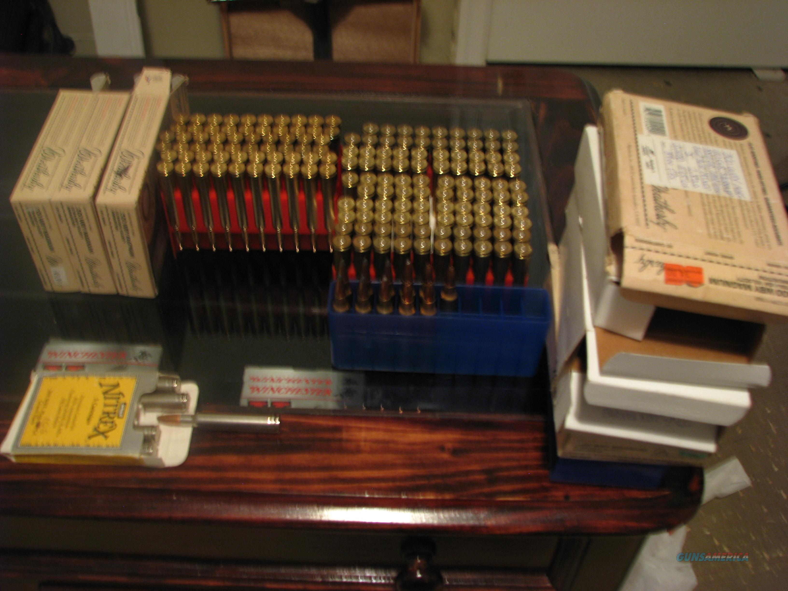 wby 300 ammo new and reloaded  Non-Guns > Ammunition
