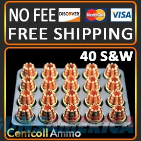 20 rds 40 S&W G2 Research RIP Ammo 40S&W  Non-Guns > Ammunition