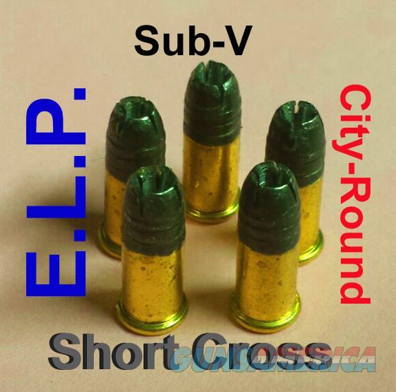 100 elp 22 short lead mhpc sub v cartridges for sale for Short sale leads