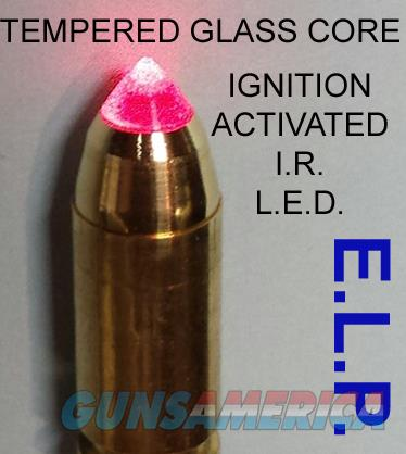 10 ELP 45ACP cartridge w/ELP 165gr IRLED Projectile  Non-Guns > Ammunition
