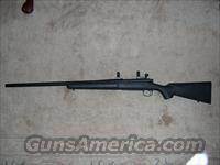 Remington Sendero   Remington Rifles - Modern > Model 700 > Sporting