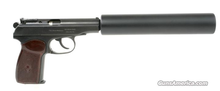 how to build a silencer for a 9mm pistol