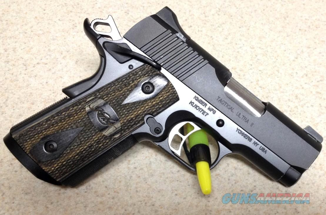 KIMBER ULTRA TACTICAL II  Guns > Pistols > Kimber of America Pistols