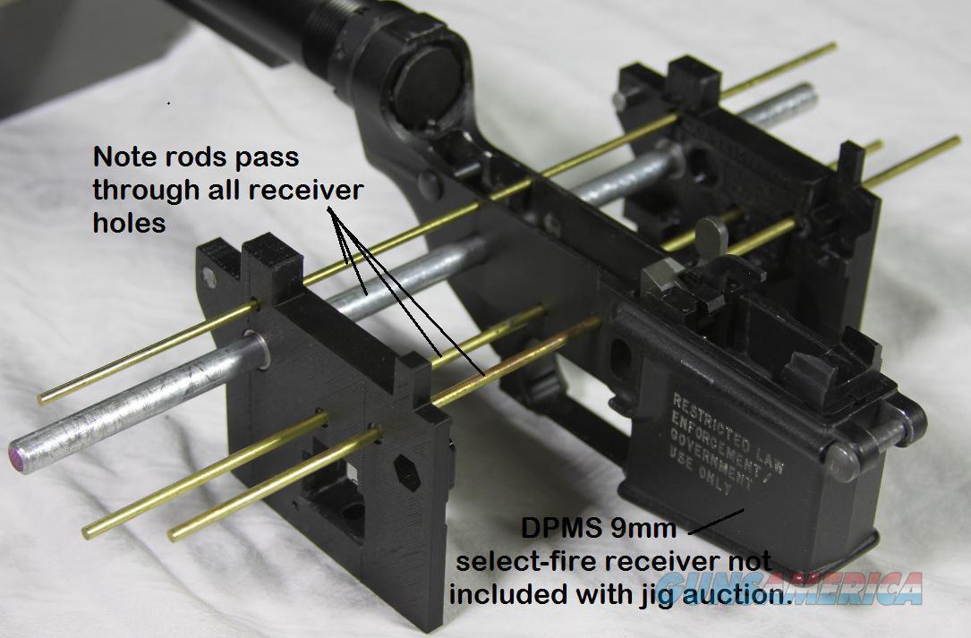 AR-15 80% jig with Class II options, M-16, M16, AR 15, AR15  Non-Guns > Gun Parts > Military - American