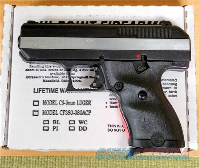 ***IN-STOCK****NIB Hi-Point .380 Semi Auto Pistol w/Lifetime Warranty  Guns > Pistols > Hi Point Pistols