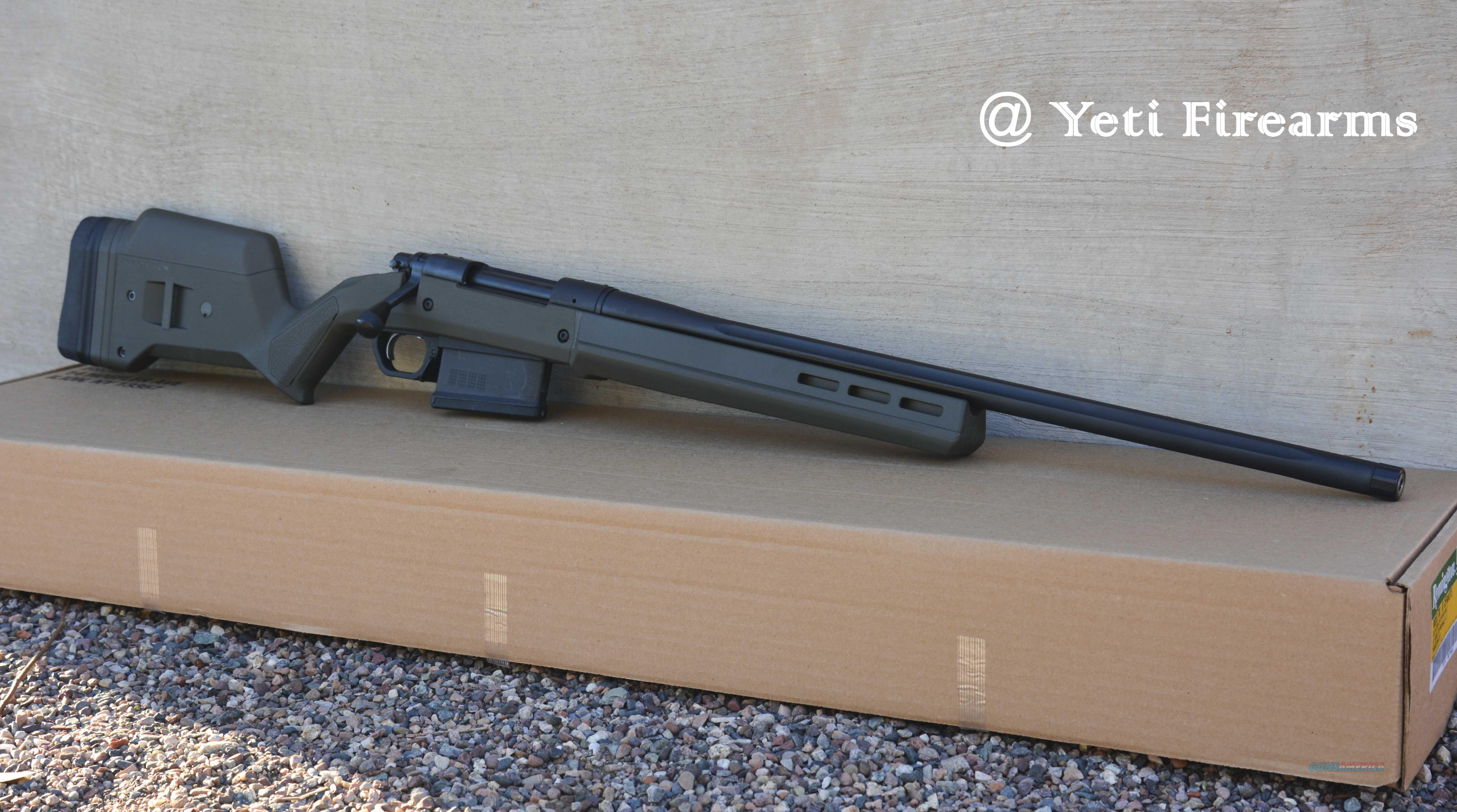 "Remington 700 5R .300 Win 24"" 85197 TB Magpul OD  Guns > Rifles > Remington Rifles - Modern > Model 700 > Tactical"