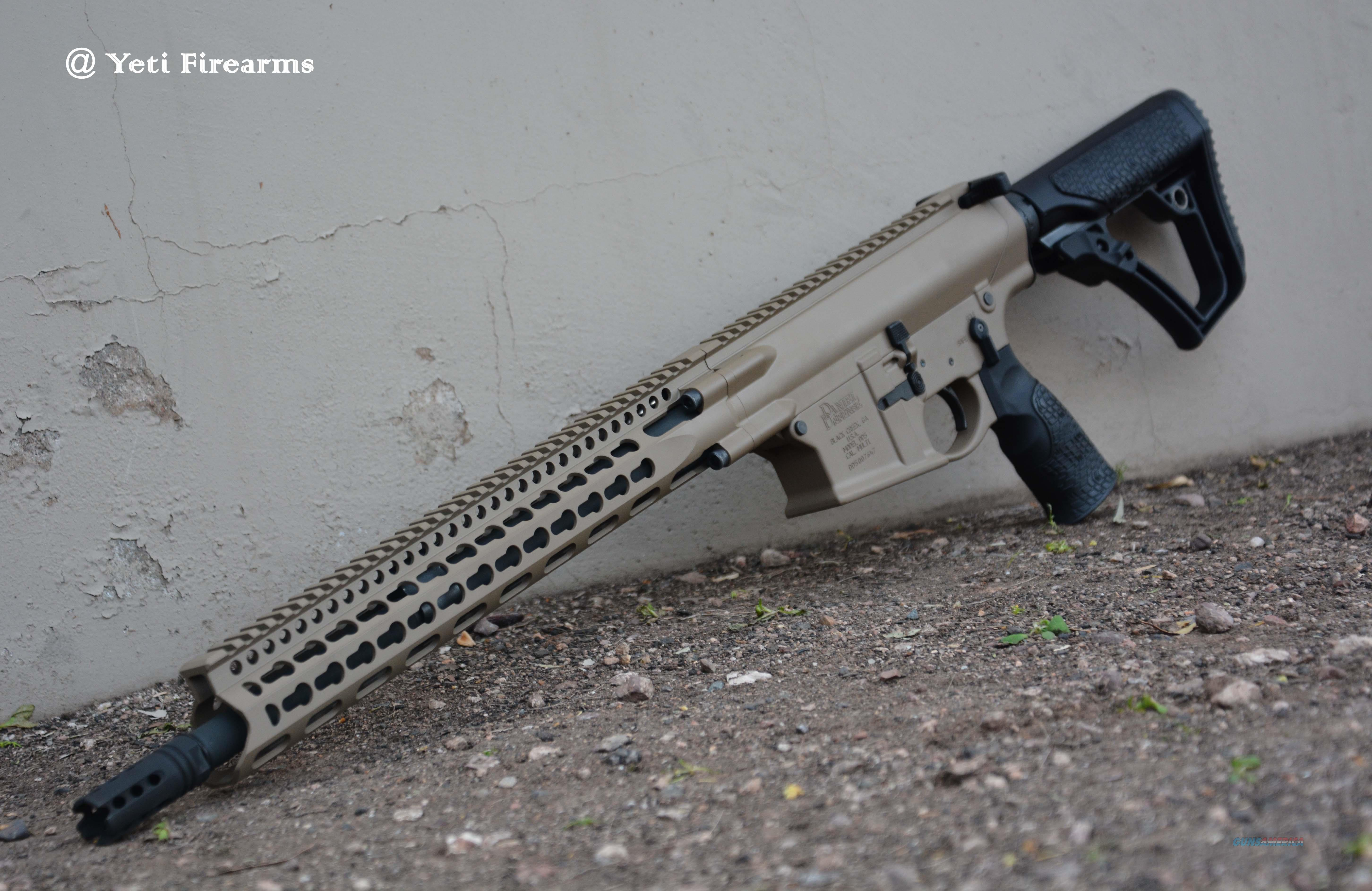X-Werks Daniel Defense DD5V1 AR-10 Coyote Tan V1 5  Guns > Rifles > Daniel Defense > Complete Rifles