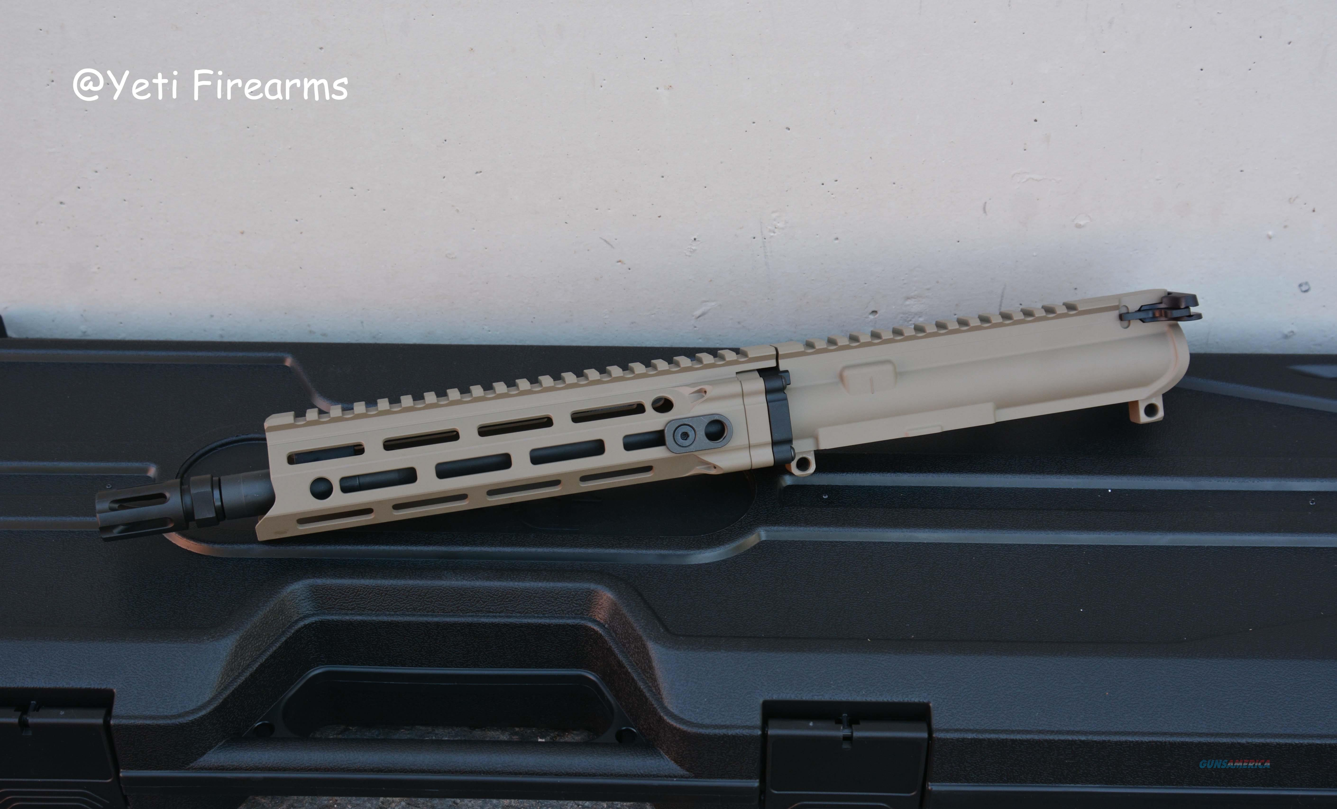 Daniel Defense V7p 10.3 Upper 5.56 Magpul FDE  Non-Guns > Gun Parts > M16-AR15 > Upper Only