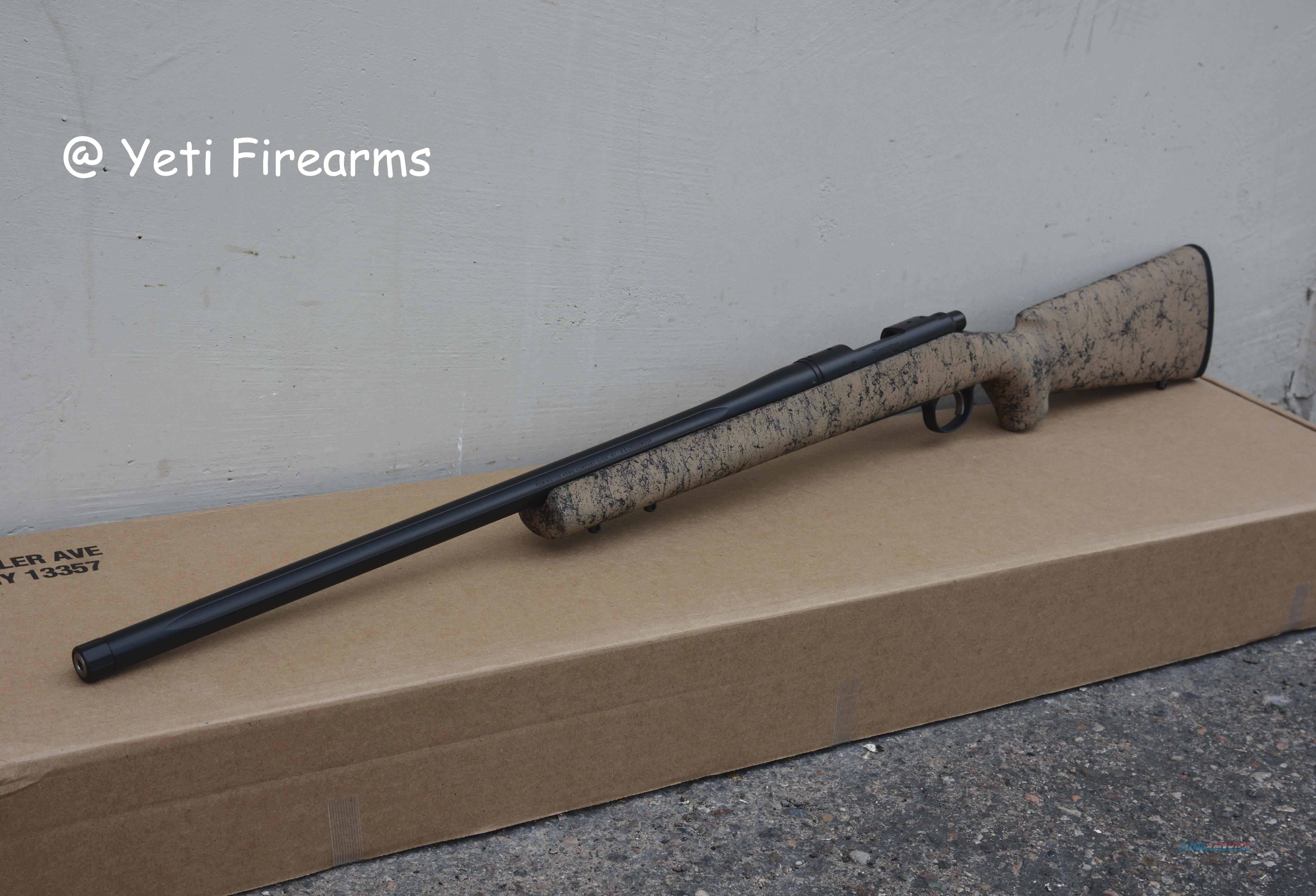 "Remington 700 5R 6.5 Creedmoor 24"" TB 85198 Gen 2  Guns > Rifles > Remington Rifles - Modern > Model 700 > Tactical"