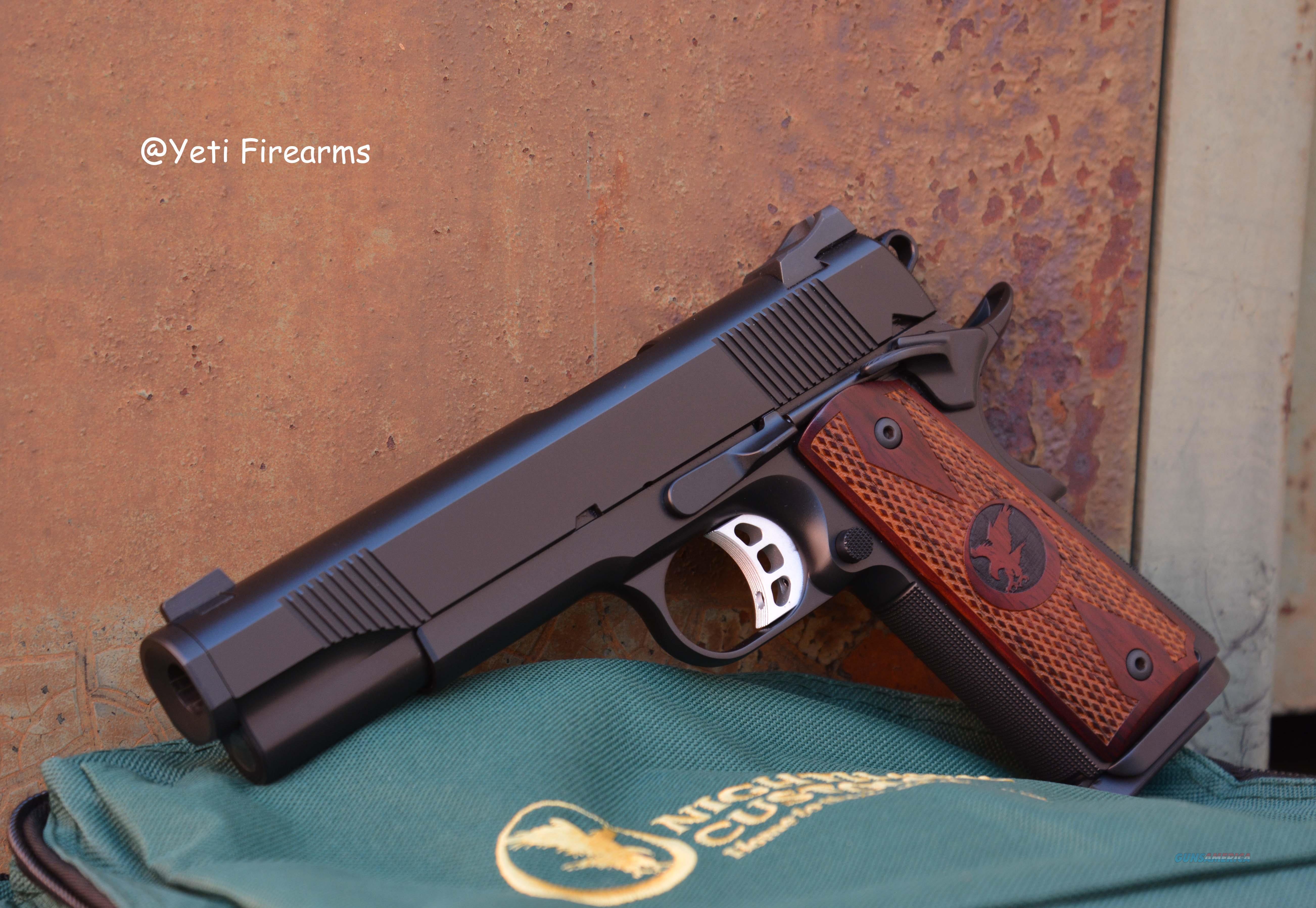 Nighthawk Custom Predator 1911 .45 ACP 5 No CC for sale