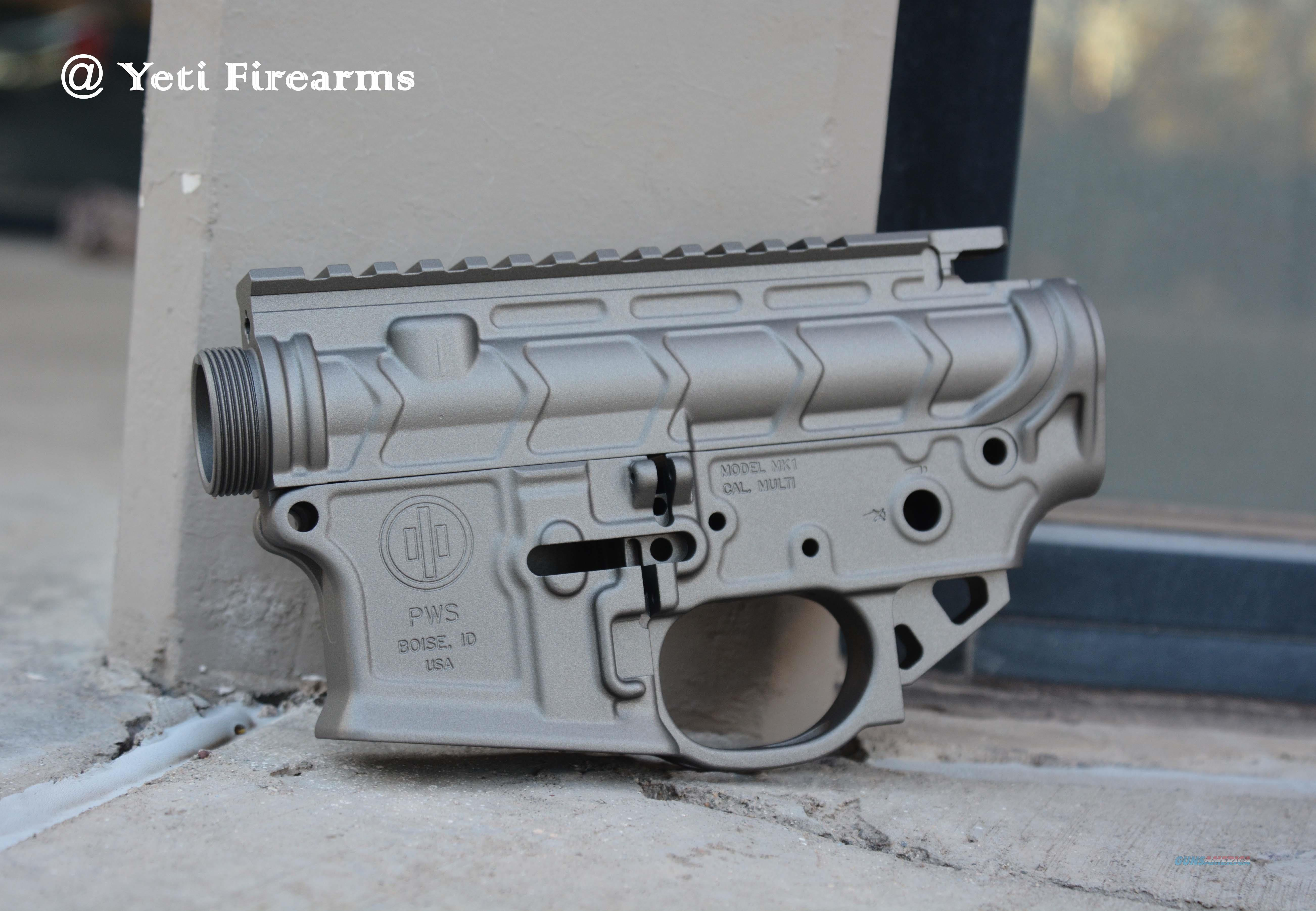 X-Werks PWS MK1 MOD 2 Lower/ BL Upper Stainless AR  Guns > Rifles > AR-15 Rifles - Small Manufacturers > Lower Only