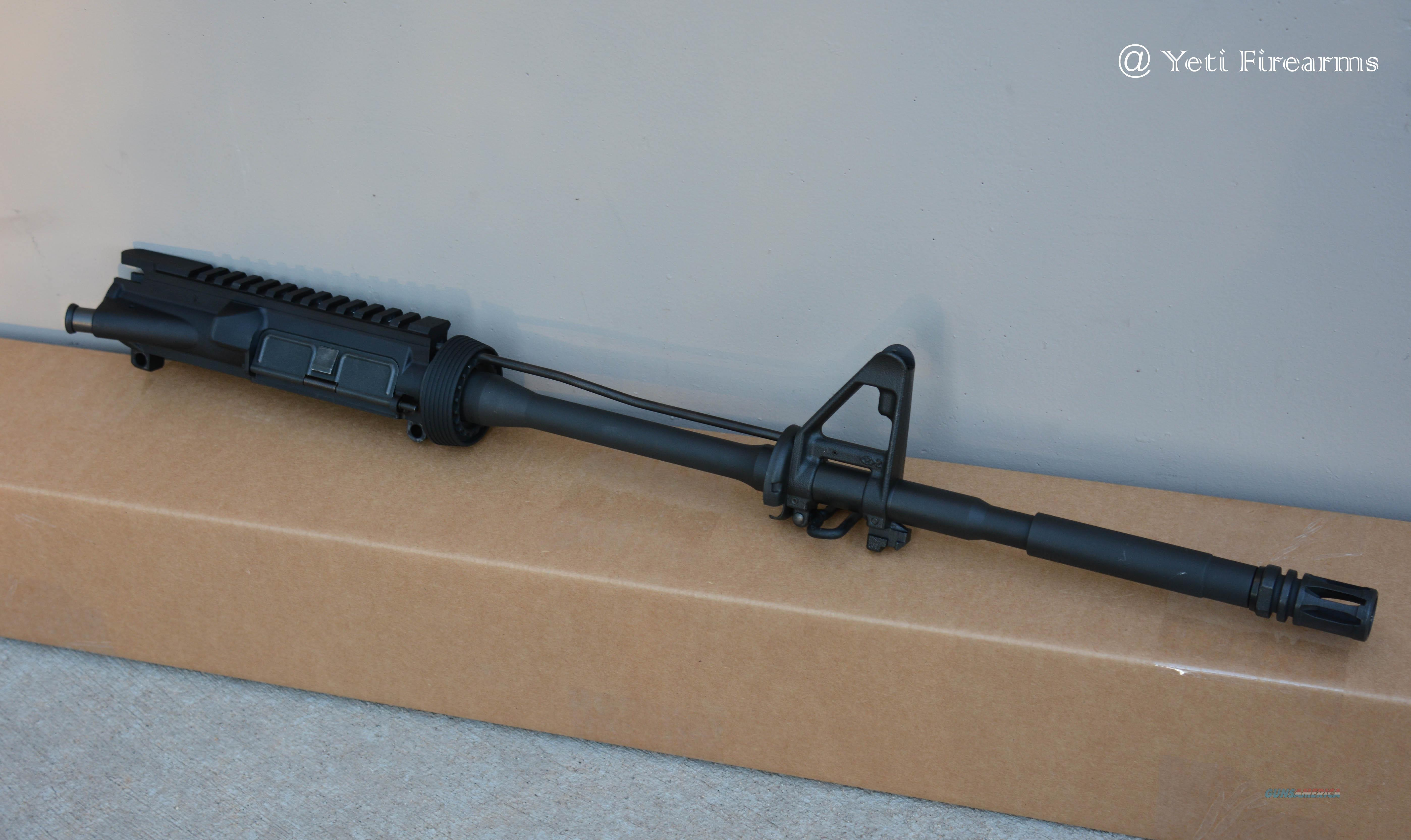 "LMT Standard 16"" 5.56mm AR-15 Upper L7UB1 Lewis  Non-Guns > Gun Parts > M16-AR15 > Upper Only"