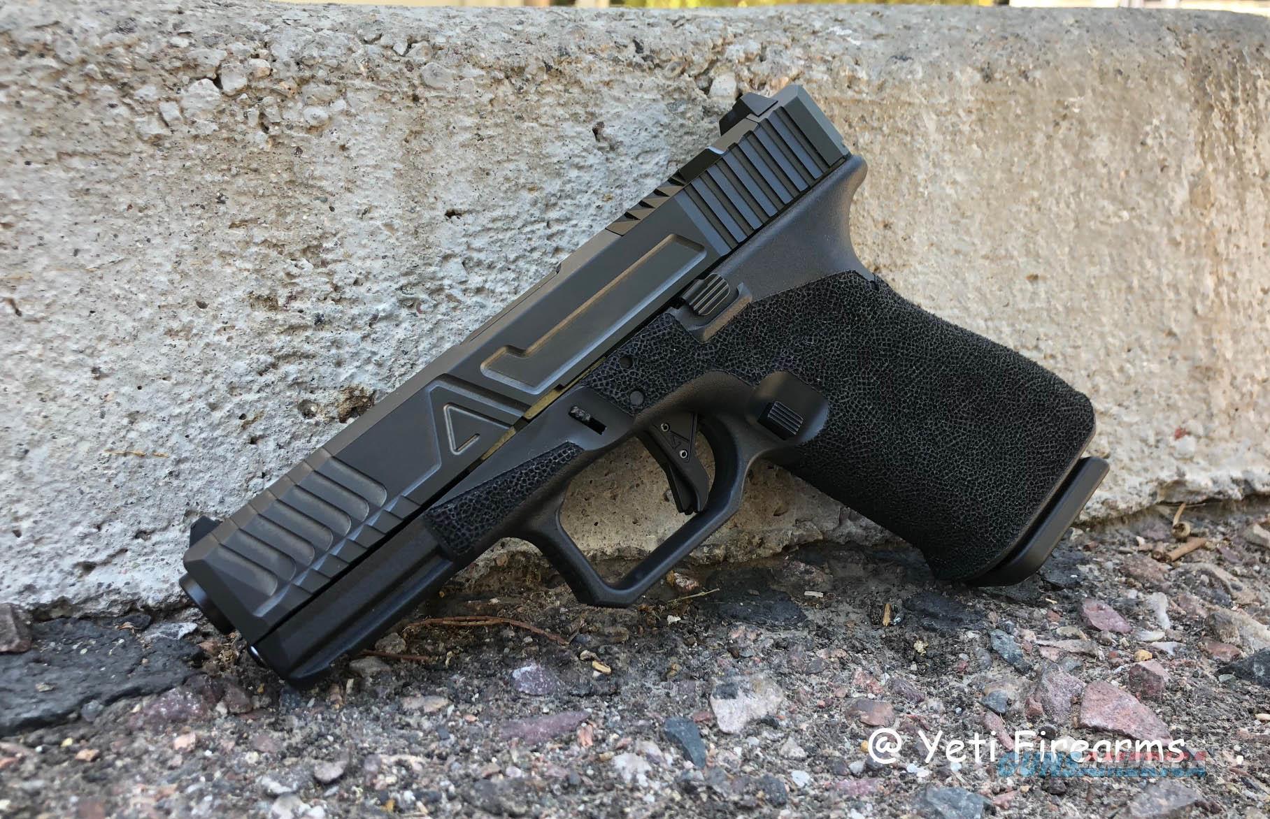 Agency Arms Glock 19 G3 Complete Field 9mm AA  Guns > Pistols > Glock Pistols > 19