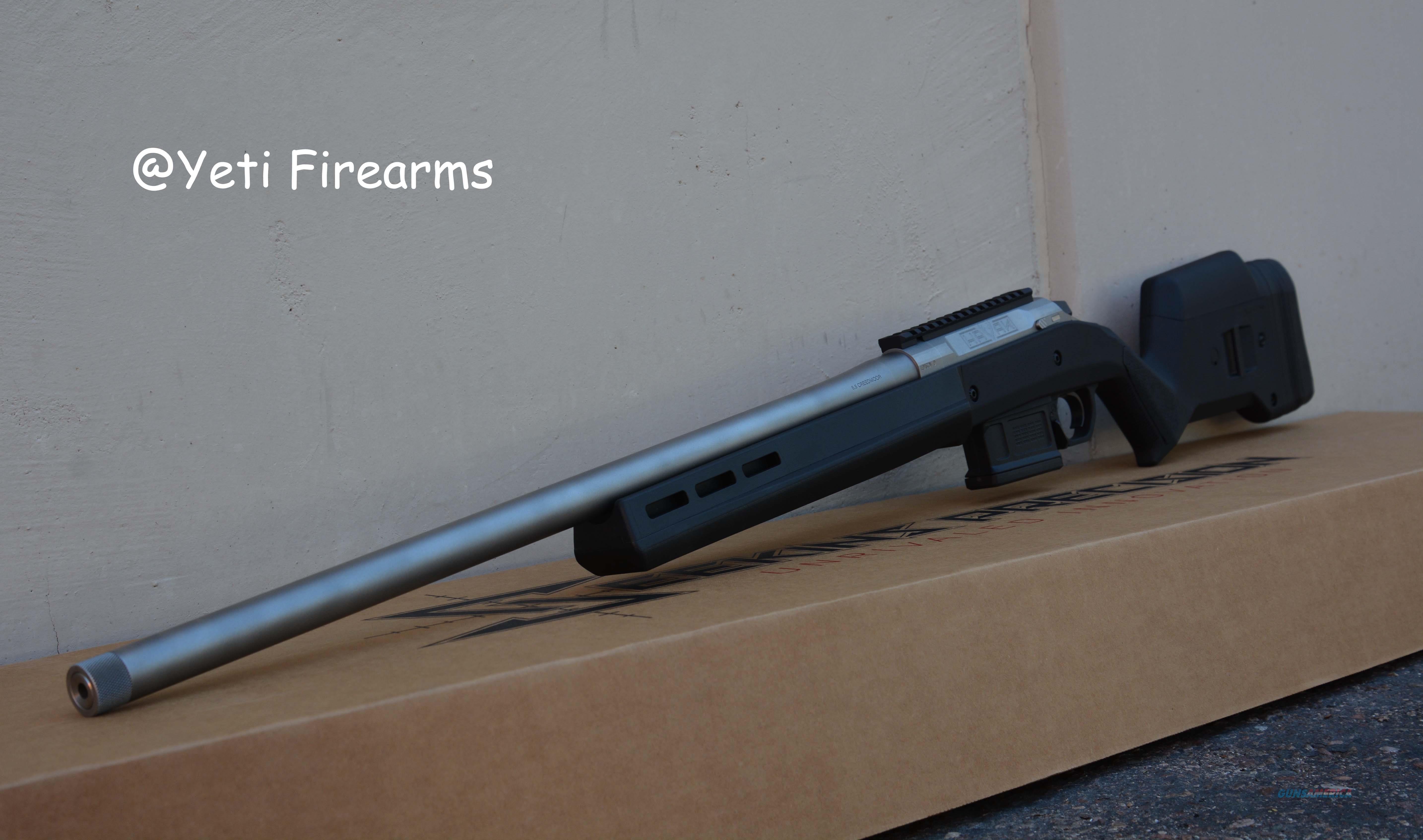 "Seekins HAVAK HP1 6.5 Creedmoor 24"" 5R Threaded  Guns > Rifles > S Misc Rifles"