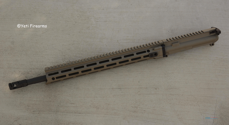 """Daniel Defense V7 Pro 18"""" 5.56 Upper Magpul FDE  Non-Guns > Gun Parts > M16-AR15 > Upper Only"""