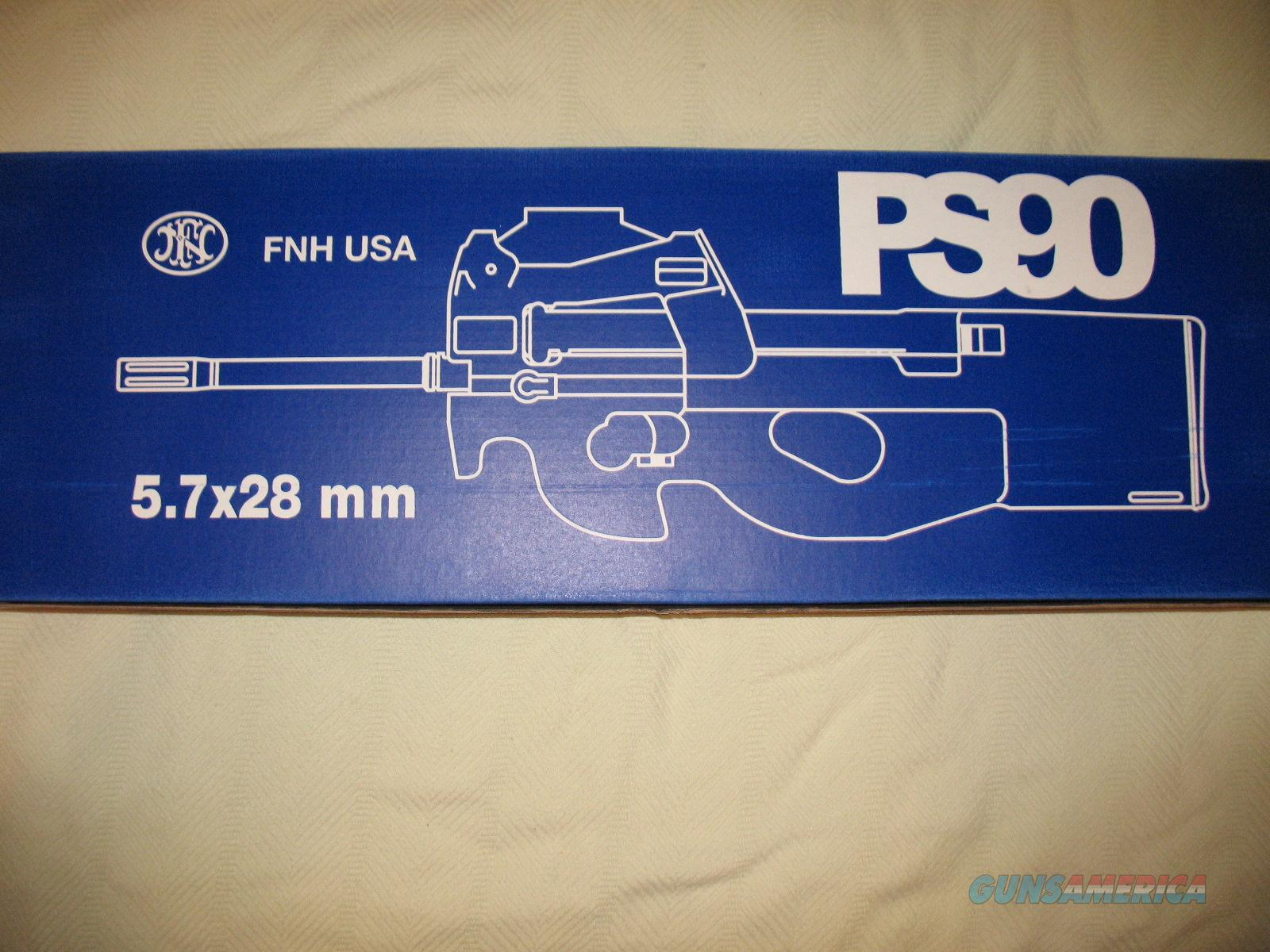 PS90 w/ extras RMR red dot and 7X 50 round mags  Guns > Rifles > FNH - Fabrique Nationale (FN) Rifles > Semi-auto > PS90